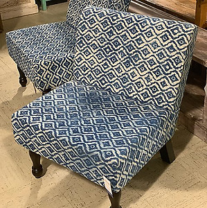 Low Seating Kilim Chair