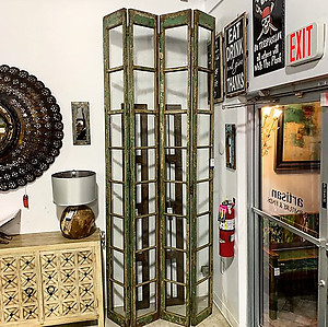 Sold! Door Panel Room Divider