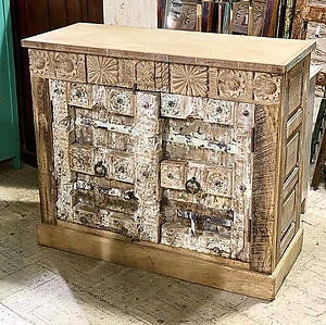 Sold! Reclaimed 2 Door Sideboard