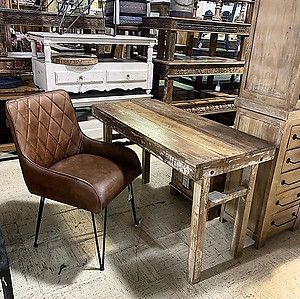 SOLD! Rustic Writing Desk