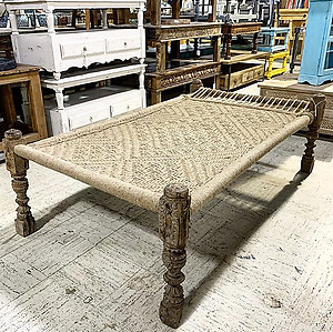 Sold! Charpoy Indian Daybed