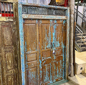 SOLD! Reclaimed Wood Door