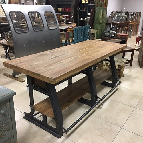 Industrial Counter Table