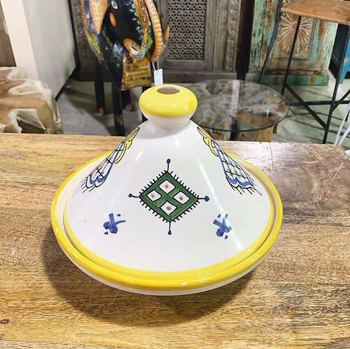 Taza Moroccan Serving Tagine