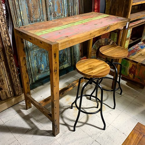 Boatwood Bar High Table