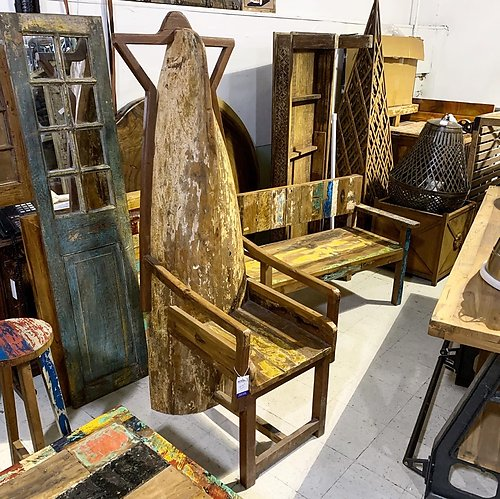 Boatwood Chair