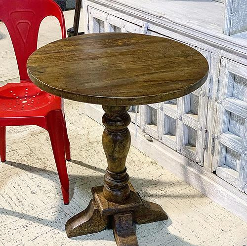 Sold! Round Accent Table