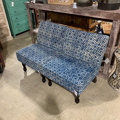 Sold! Low Seating Kilim Chair