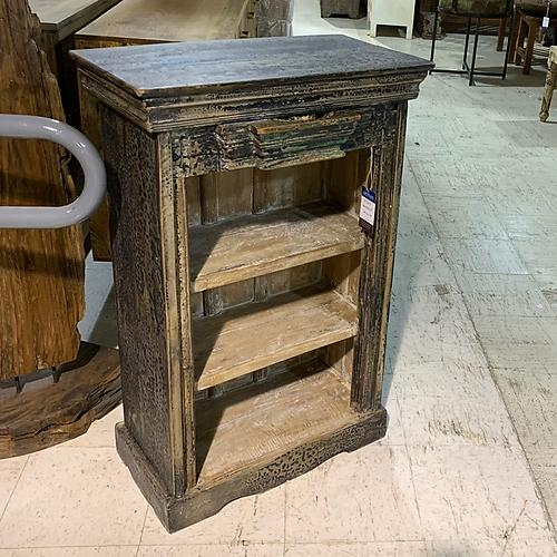Sold! Small Wood Bookshelf
